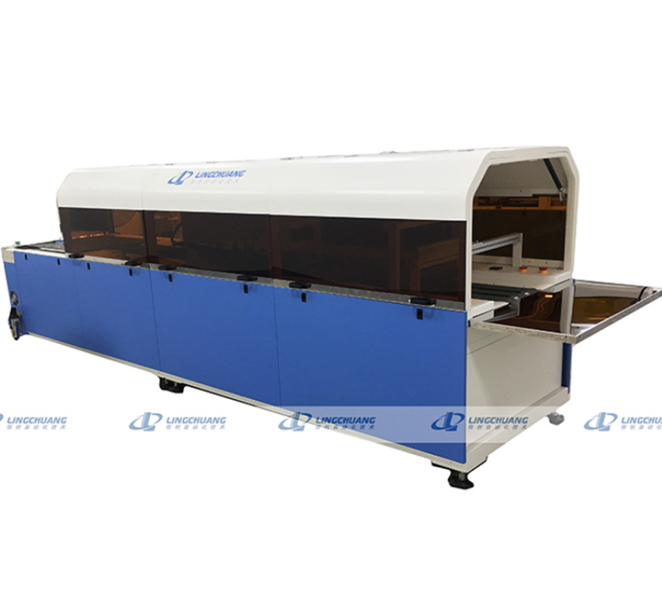 PMTD-5300B Automatic Folding And Packaging Machine for Thick Garment