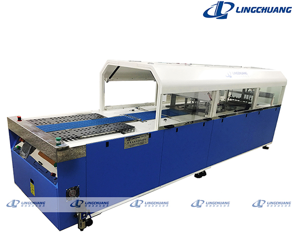 PMTD-4300 Automatic Folding And Packaging Machine for Thin Garment