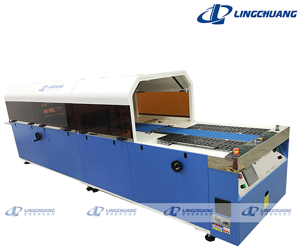 PMTD-5300C Automatic Folding And Packaging Machine for Thick Garment