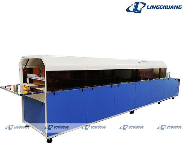 PMTD-6200DC Multifunctional Folding And  Packaging Machine for Thin Garment (With bag making)