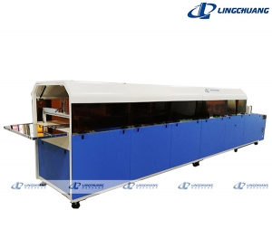PMTD-5201S Multifunctional Folding And  Packaging Machine for Thin Garment